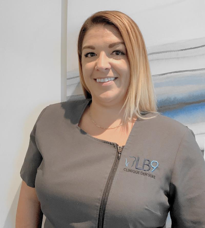 Mélissa Paré